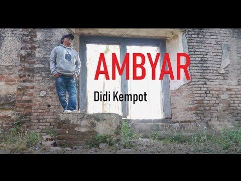 Didi Kempot Ambyar Koplo Version Official Mp3 Didi Lagu