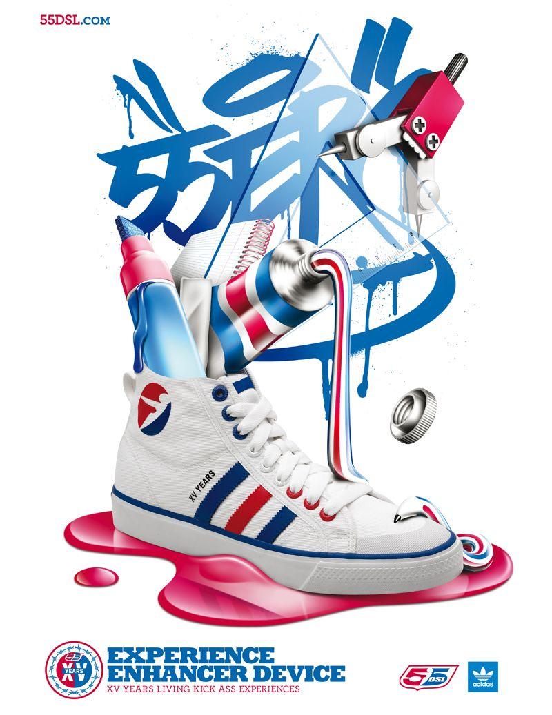 Adidas Ads Adidas Converse Chaussure