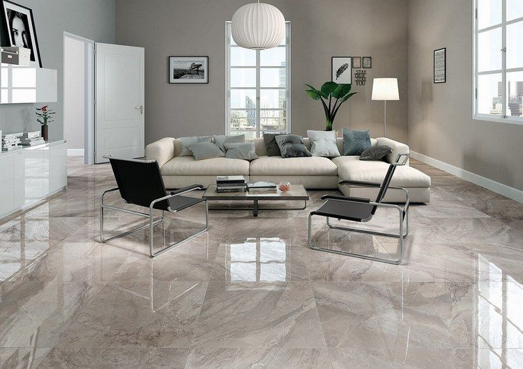 Marble Floors In Modern Home Interior Designs Pros And Cons