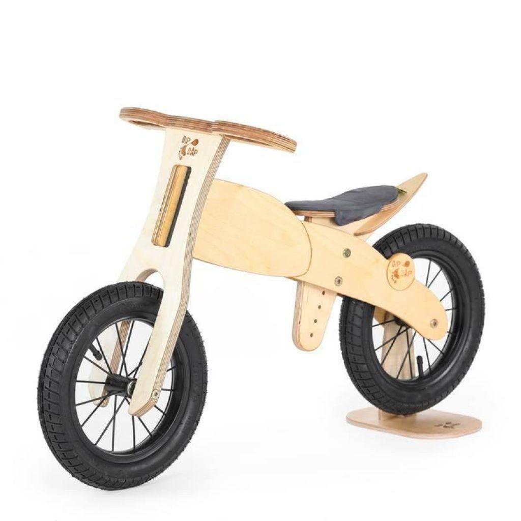 Dipdap Laufrad Aus Holz Motorbike 12 Zoll Ab 3 Jahren