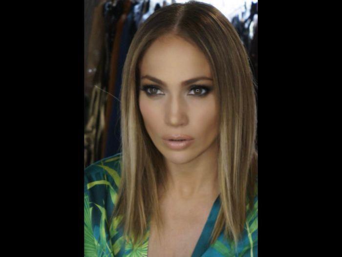 Jlo Hairstyles Best Pinperla Egea Sena Menchaca On Tintes Cabellos  Pinterest