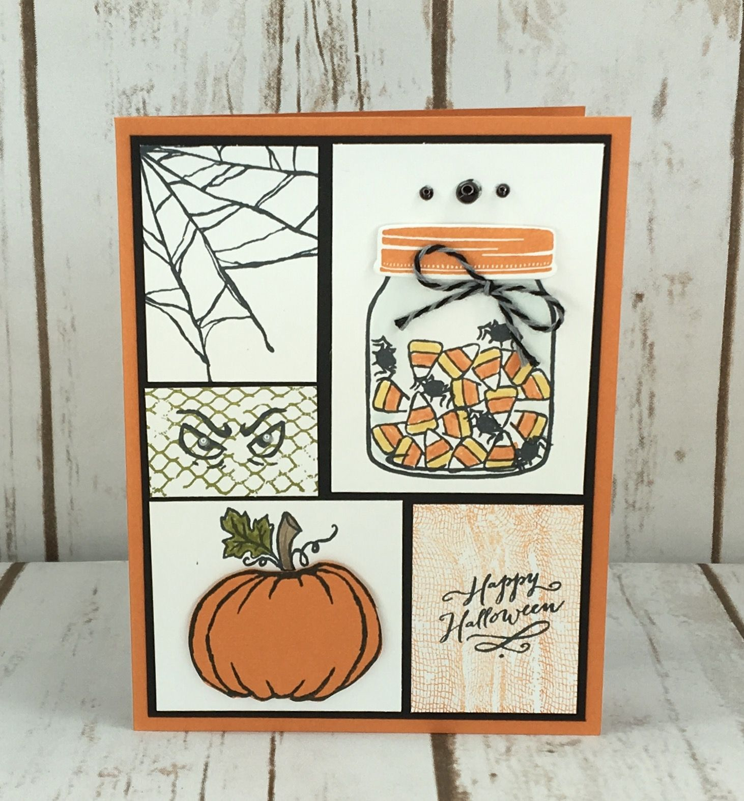 LOTS of Halloween Cards to Share from the Holiday Catalog