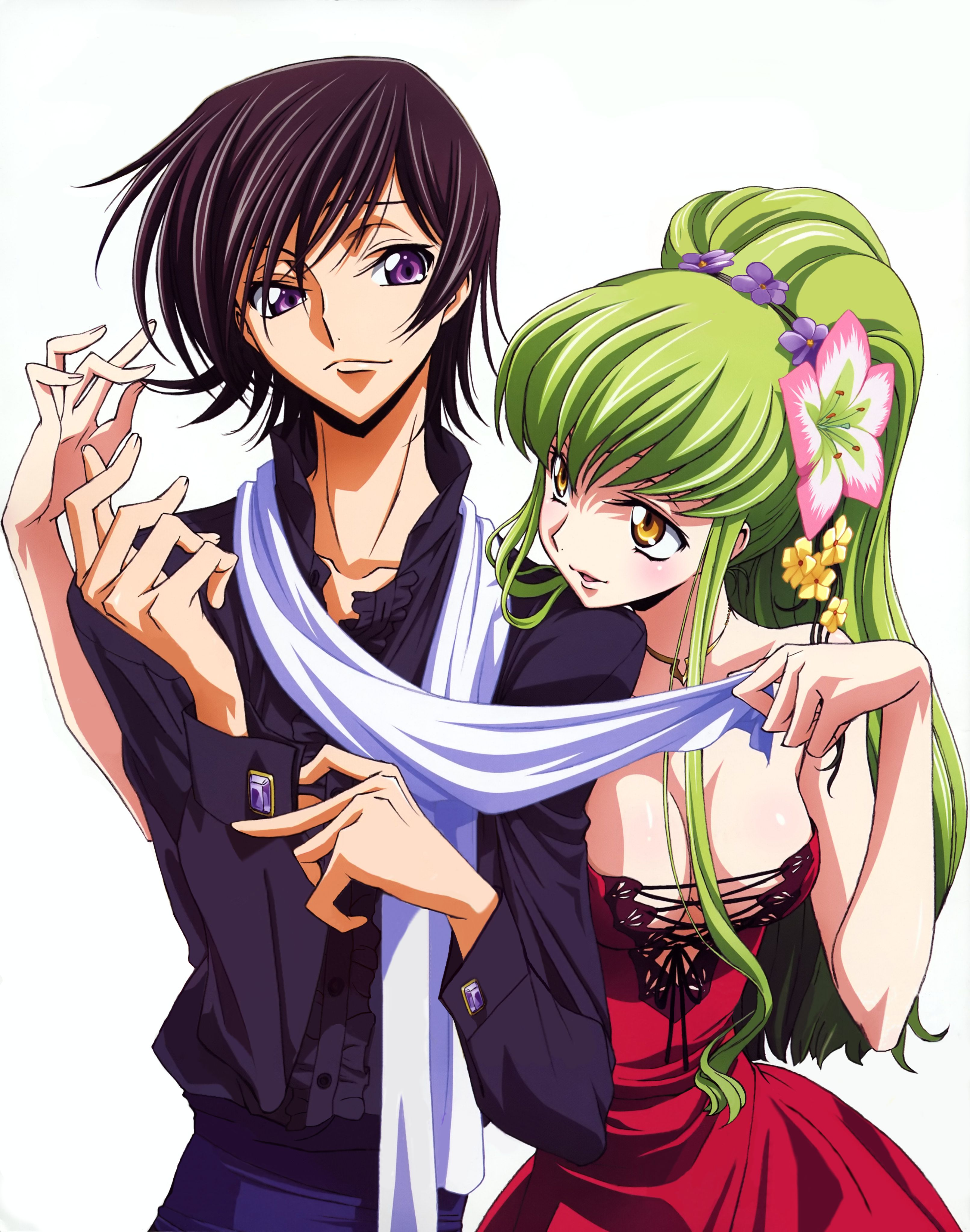 Download Code Geass Lelouch of the Rebellion Animage