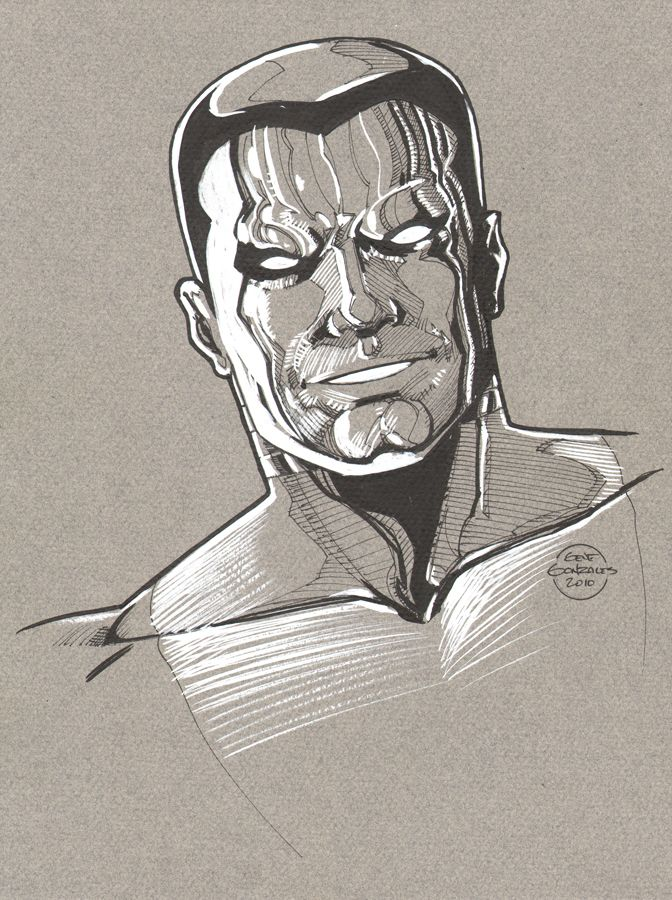 Colossus: Colossus by Gene Gonzales
