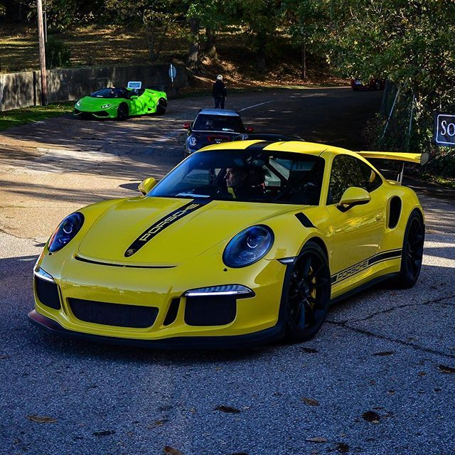 I want to buy a Porsche when I am older so I am antitory for ...