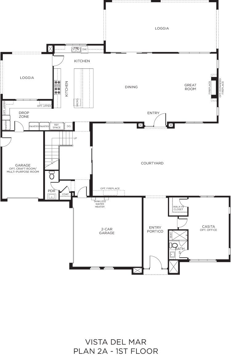 Executive Anvil With Images Pardee Homes Floor Plans How To Plan