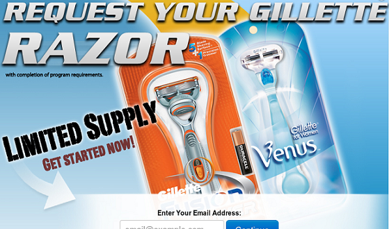 Nearly free venus razor & 2 shave gels at walgreens (coupons.