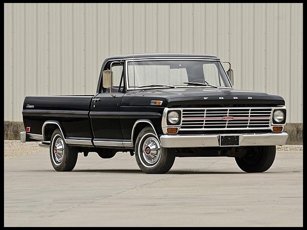 1969 Ford F100 Ranger Pickup 360 Ci Automatic At Mecum Auctions