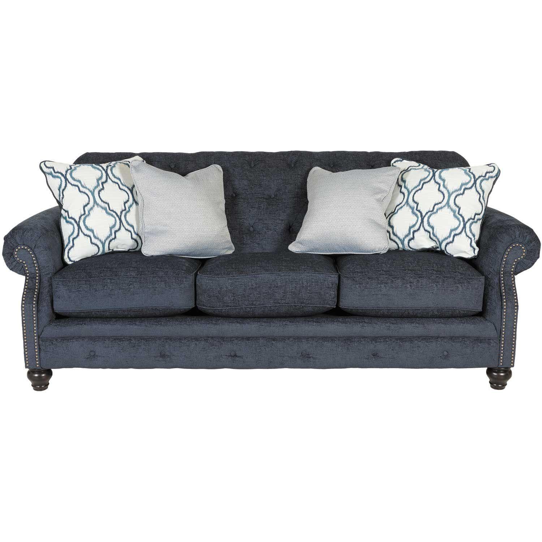 LaVernia Slate Tufted Sofa | Ashley Furniture | 7130438 - American