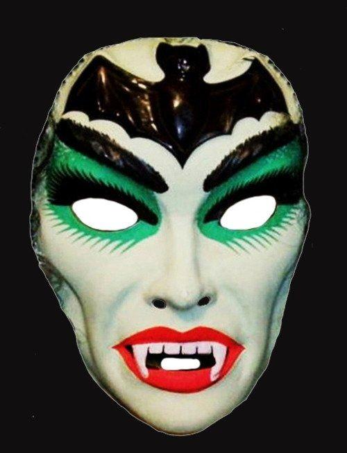 Vintage Halloween Mask Vintage Halloween Costume Vintage