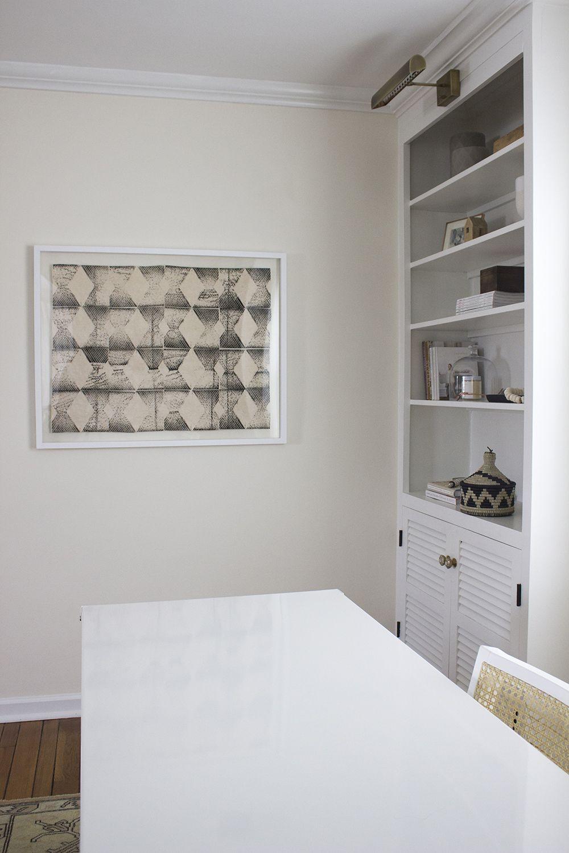 Framed Block Print Fabric Art | Block prints, Diy wood and Block ...