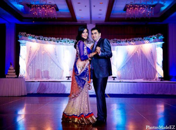 Modern Indian Wedding by PhotosMadeEz New Brunswick, New Jersey