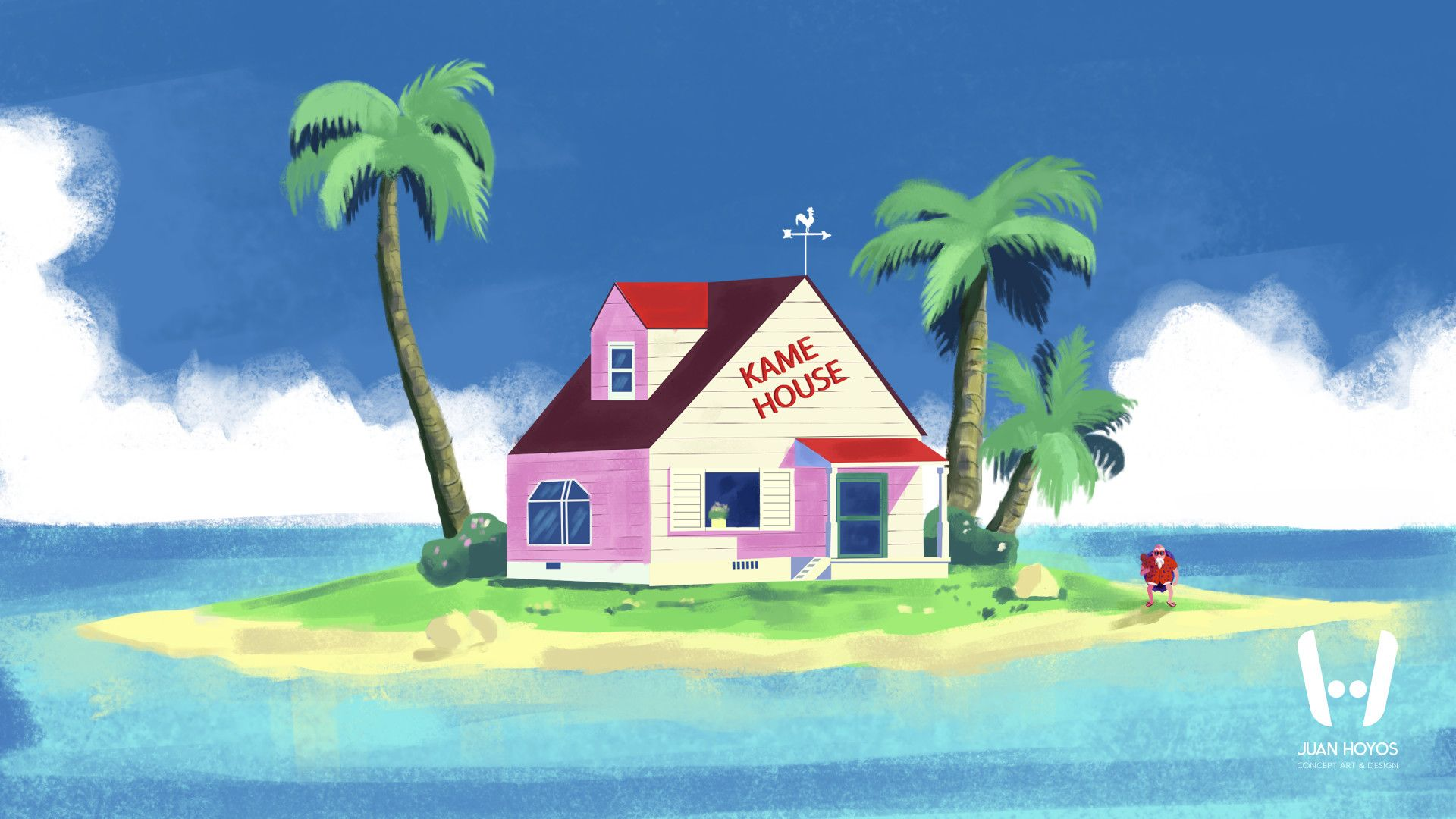 Image result for kame house | Tatuajes hombres, Hombres, House