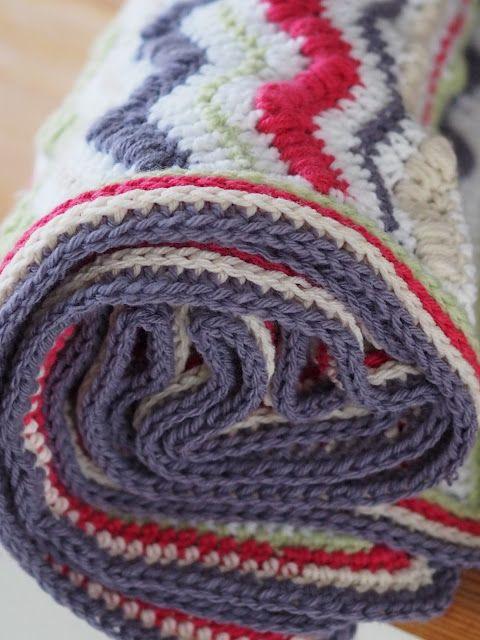 Pin von Alison Osborn auf Crochet - Blankets | Pinterest