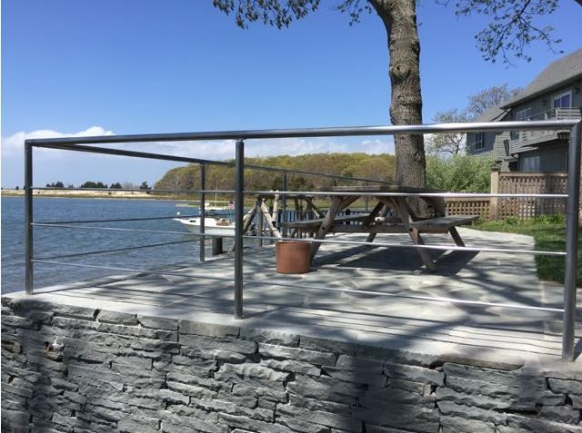 Best Cable Deck Railing Protection Without Obstructing Your 400 x 300