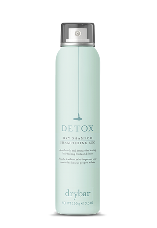 Drybar Detox Dry Shampoo Absorbs Oils And Leaves Hair Feeling Fresh And Clean Between Washes Adds Lift And Body To Roots That Need A Boost Formula Disappear