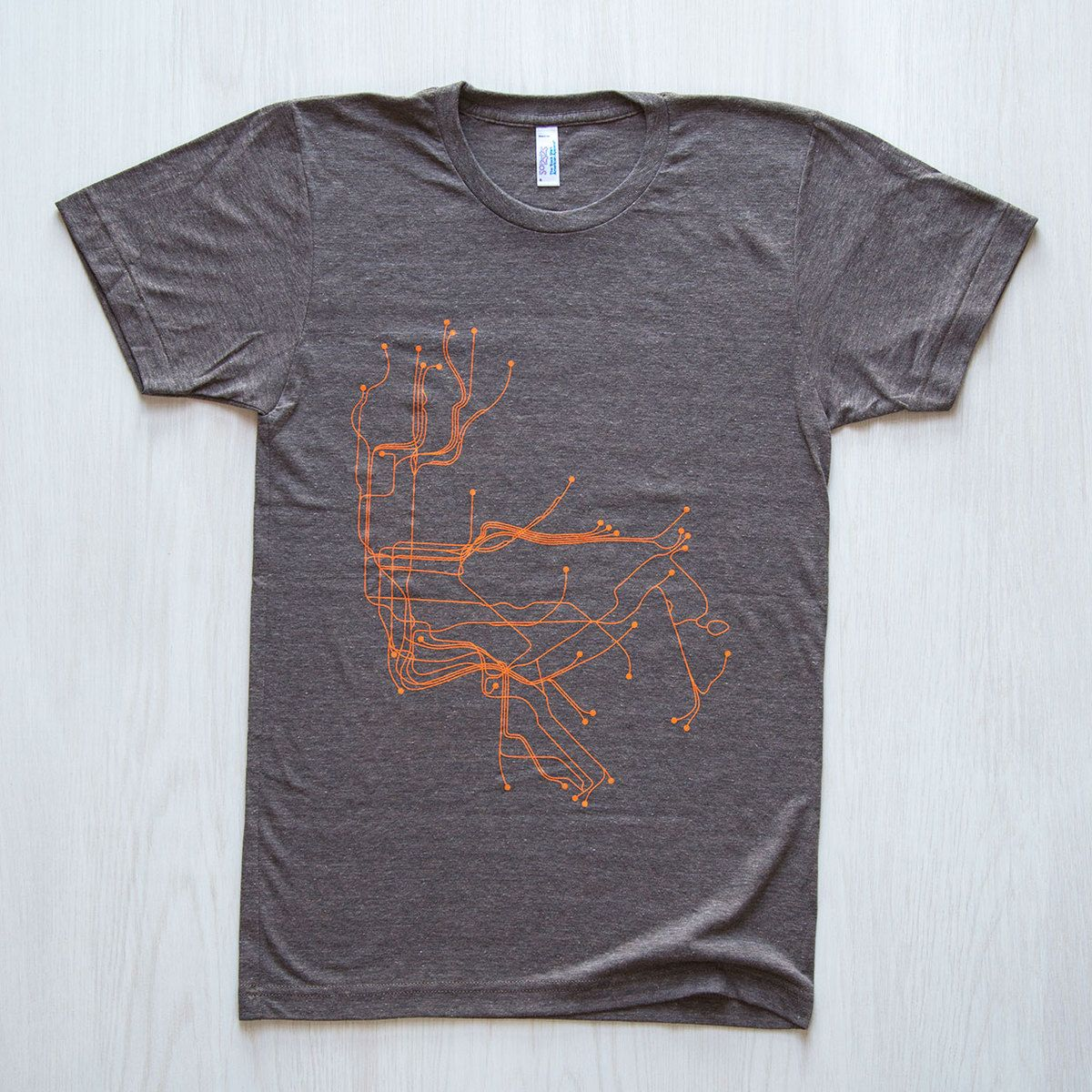 Nyc Subway Map T Shirts.Nyc Unisex T Shirt Coffee Map Love Mens Tops Women Shirts