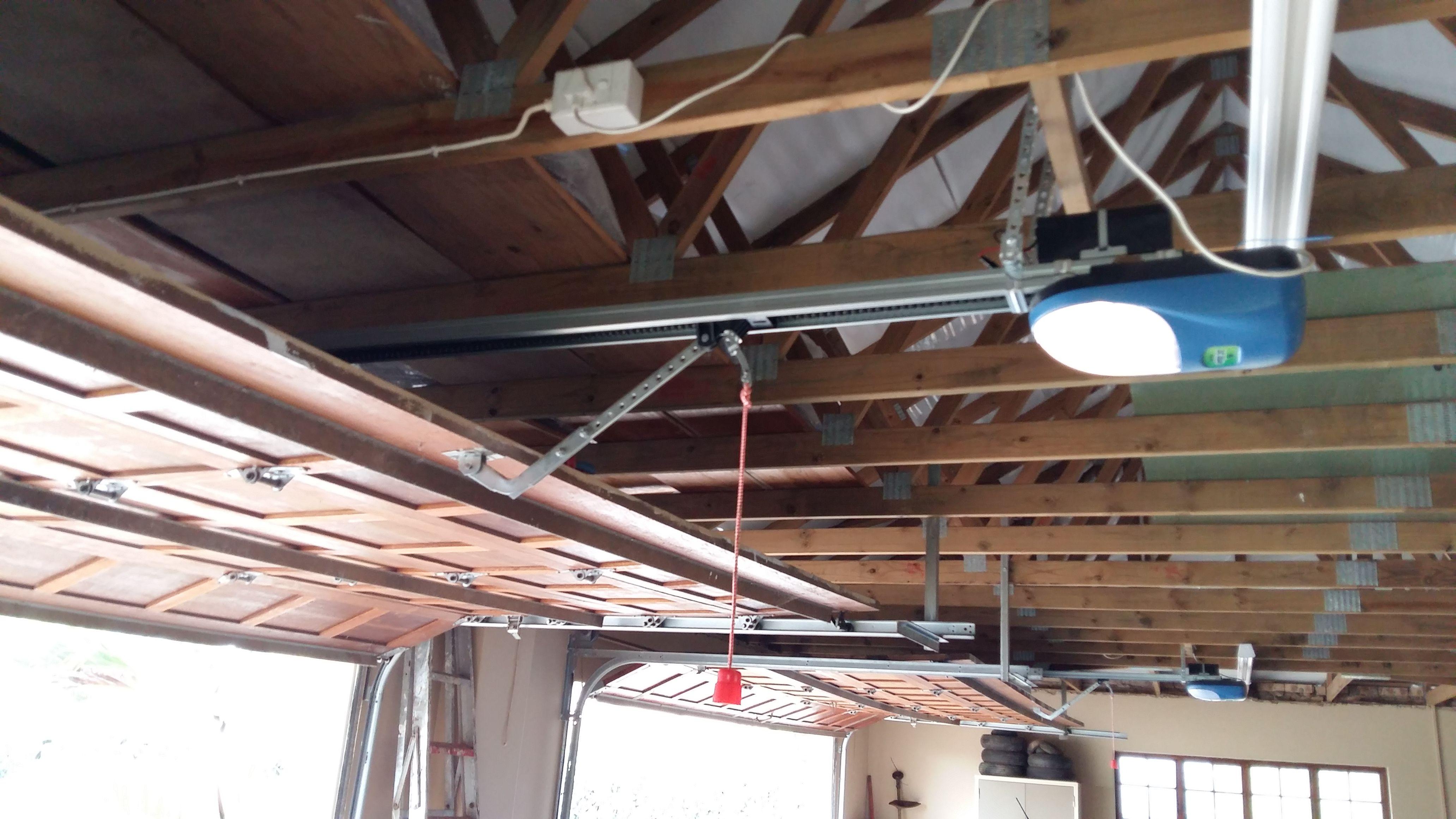 Dc Blue Digital Sectional Garage Doors Garage Door Motor Garage Doors