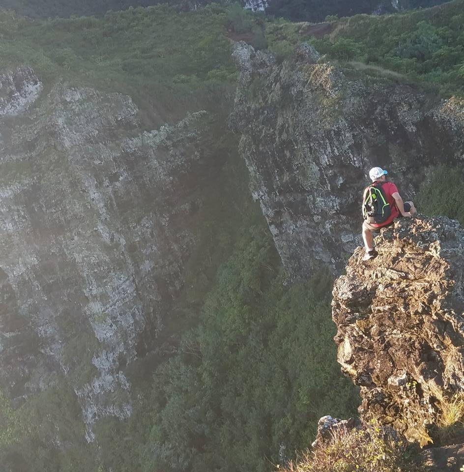 This is Crouching Tiger hike in Oahu #hiking #camping # ...