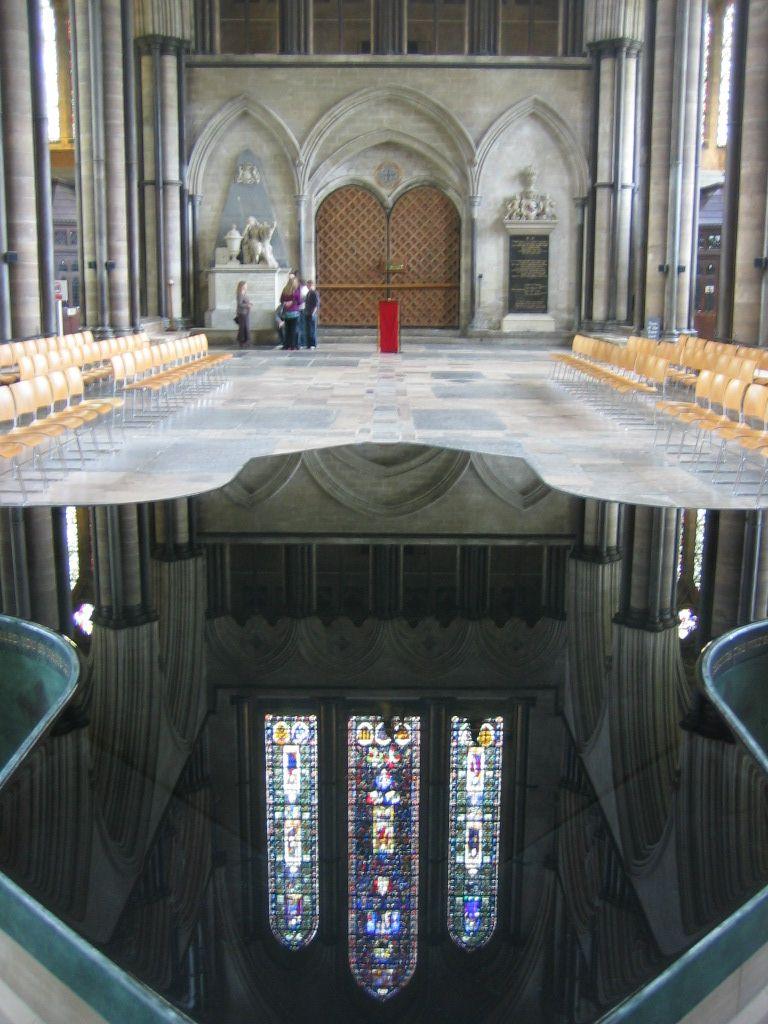Catedral de Salisbury, UK