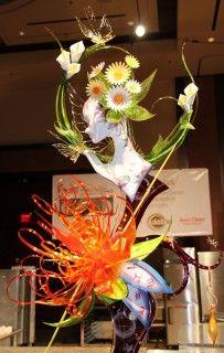 WPTC Sugar Showpiece by Team Japan