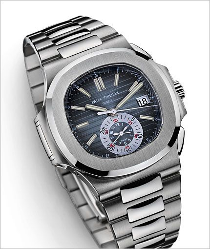 27e8a553188 PATEK PHILIPPE SA - Nautilus Ref. 5980 1AR-001 Stainless Steel and Rose Gold