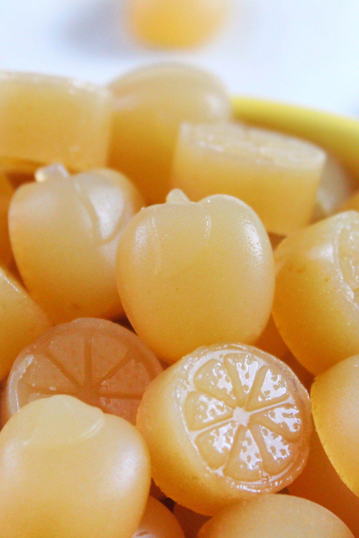 LemonHoney Apple Cider Vinegar Gummies Recipe Honey