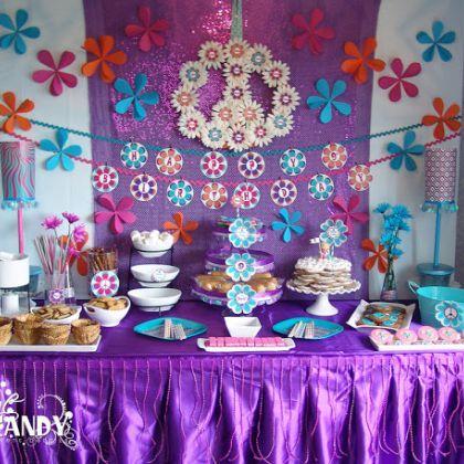 parties hippie party birthdays and hippie birthday party