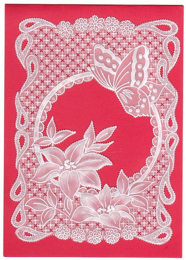 Pin By Vendulka Mllerov On Pergamano Pinterest Parchment Craft