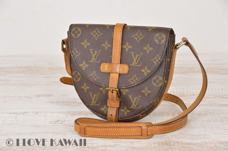 Louis Vuitton Monogram Chantilly PM Shoulder Bag M51234