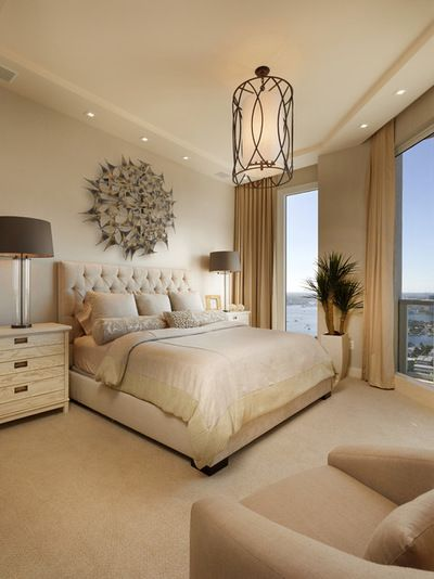 10 Of The Most Popular Bedrooms On Houzz One Is Sure To Inspire Your Next Master Redo Beautifulbe Elegant Master Bedroom Luxurious Bedrooms Bedroom Interior