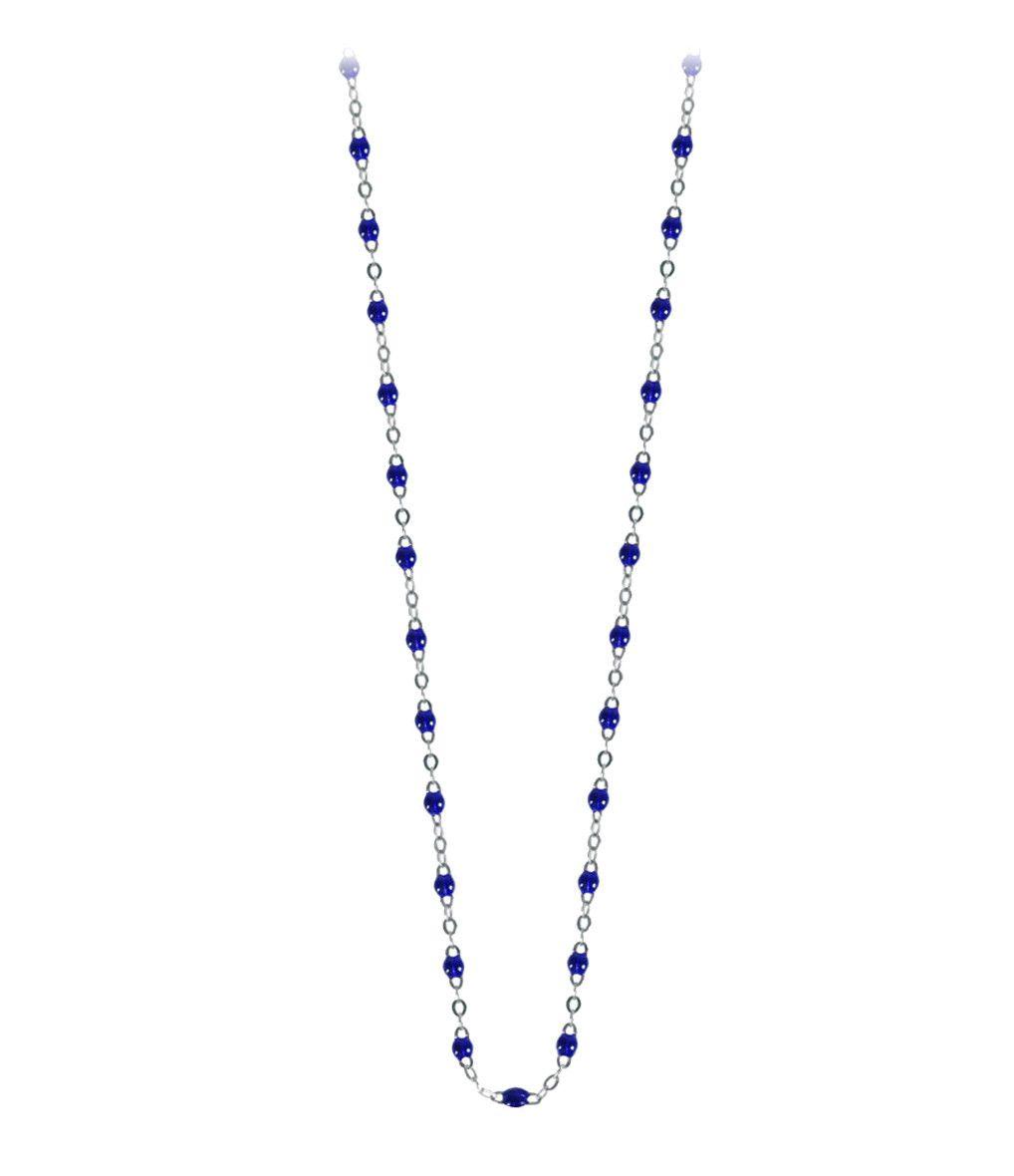 collier perle resine croix