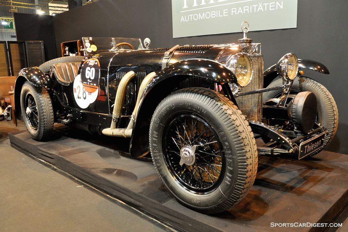 Salon Retromobile 2015 Report And Photos Vintage Cars Mercedes Benz Mercedes Benz Classic