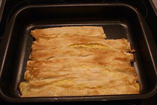 Pita im Ofen - Rezept Bild