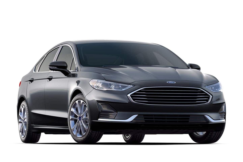 2020 Ford Fusion Hybrid Ebrochure Ford Fusion 2019 Ford Ford