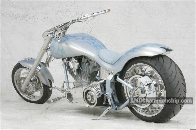 AMD World Championship, Roadhouse Motorräder, bike details & gallery