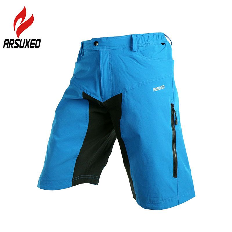 2016 Arsuxeo Mens Outdoor Sports Cycling Clothing Downhill Mtb