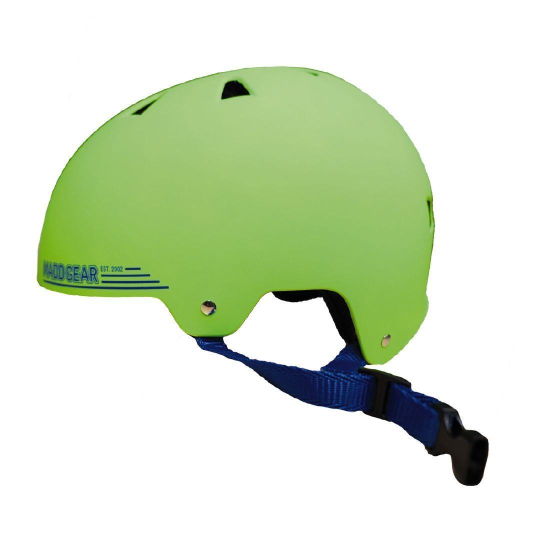 Madd Helmet Green 52 56cm The Warehouse Casque