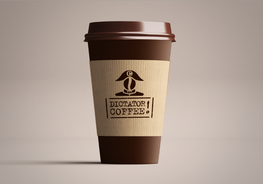 зеленый стаканчик кофе