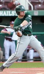 Spartans Blanked In Series Finale At Ohio State Baseball Ohio State Michigan Osu Baseball