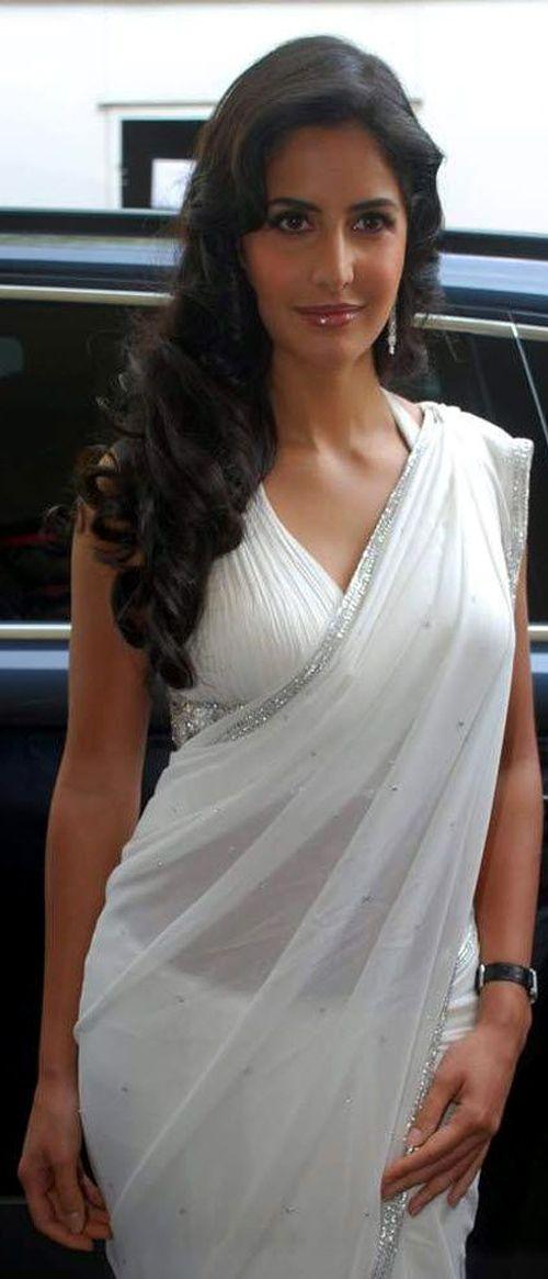 Bollywood Actresses in Sarees - 41 Beautiful Hindi Heroines Images