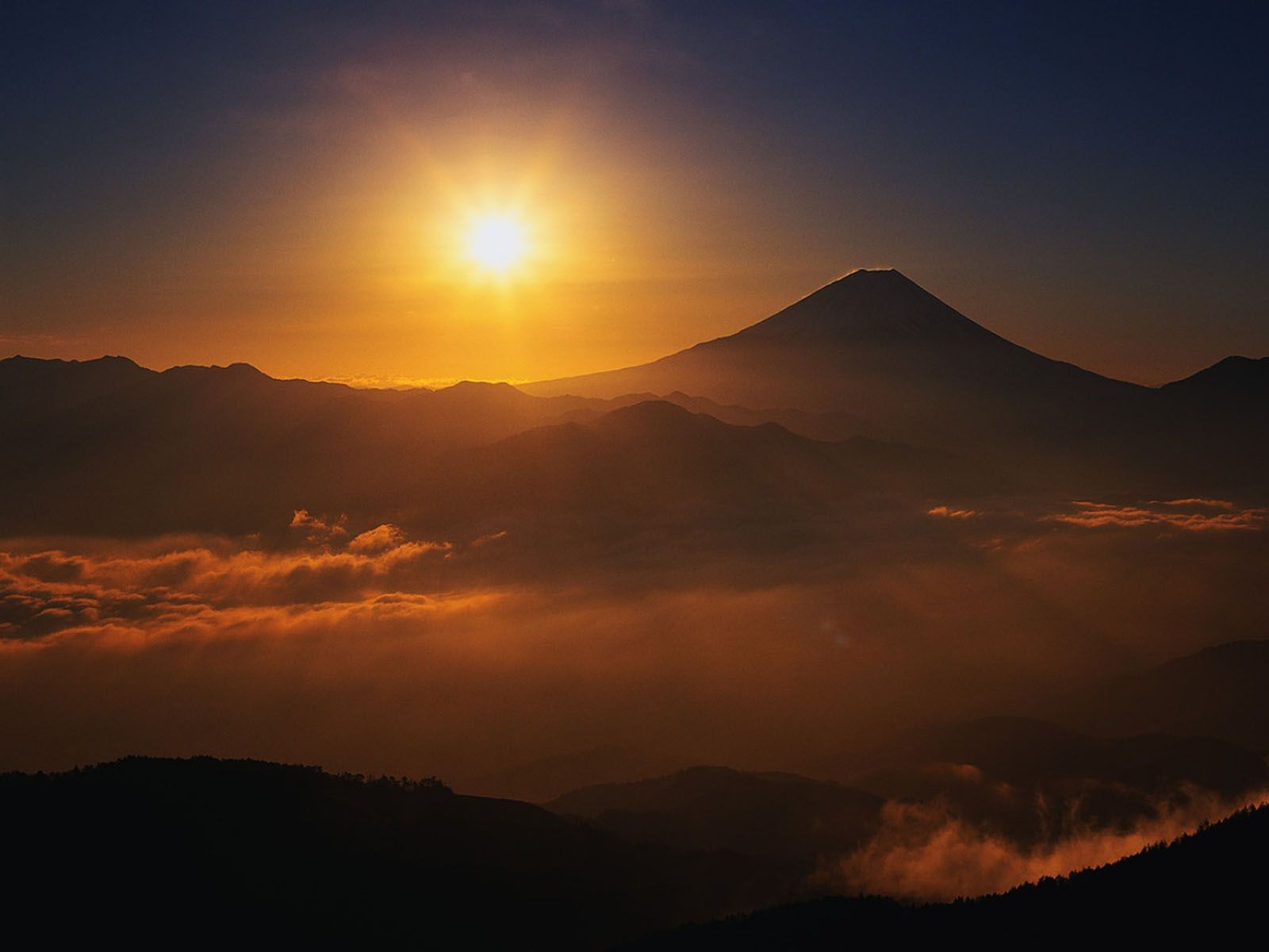 mountain sunrise wallpapers desktop hd | a glorious | pinterest