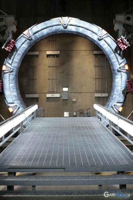 Stargate...still one of my all-time favorite MOVIES.