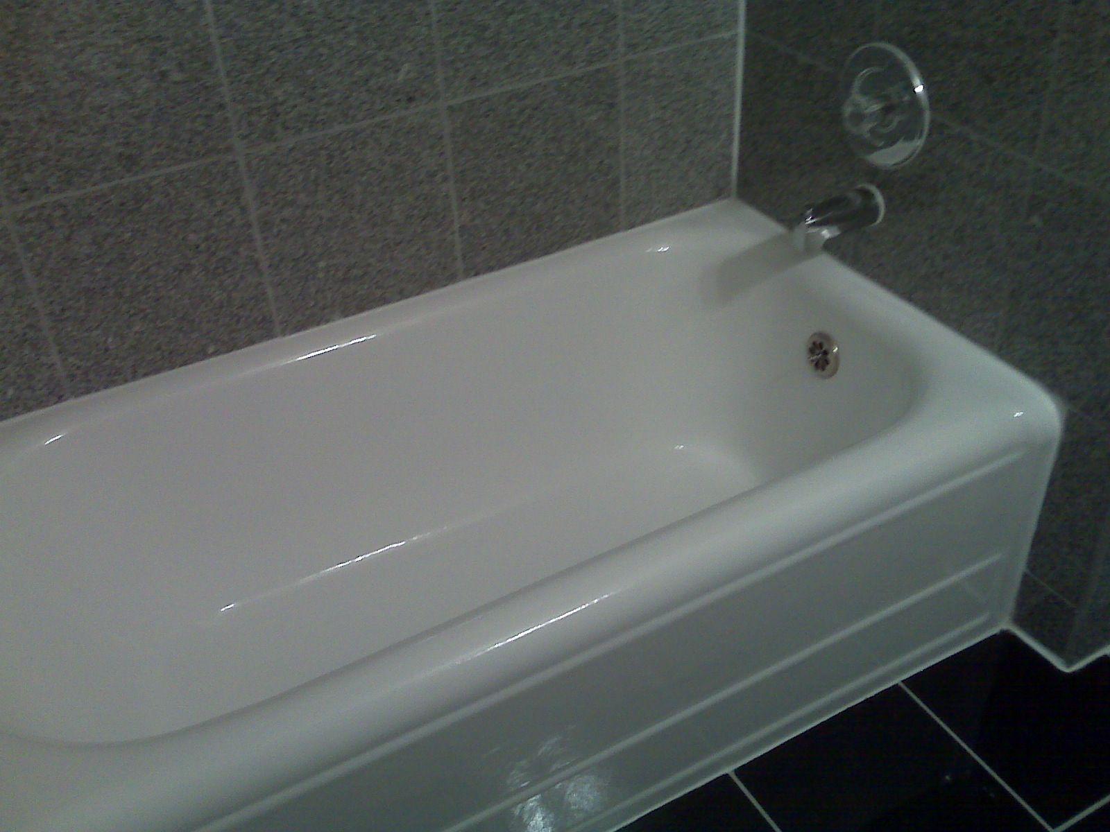 REFINISHING CAST IRON BATHTUB | BATHTUB REFINISH | Bathrooms ...