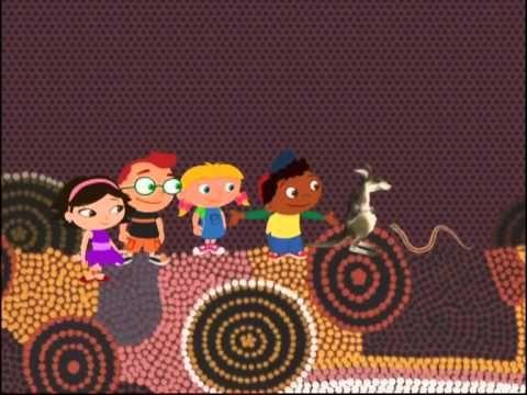 Les Petits Einsteins Une Journee En Australie Australie Films Pour Enfants Voyage En Oceanie