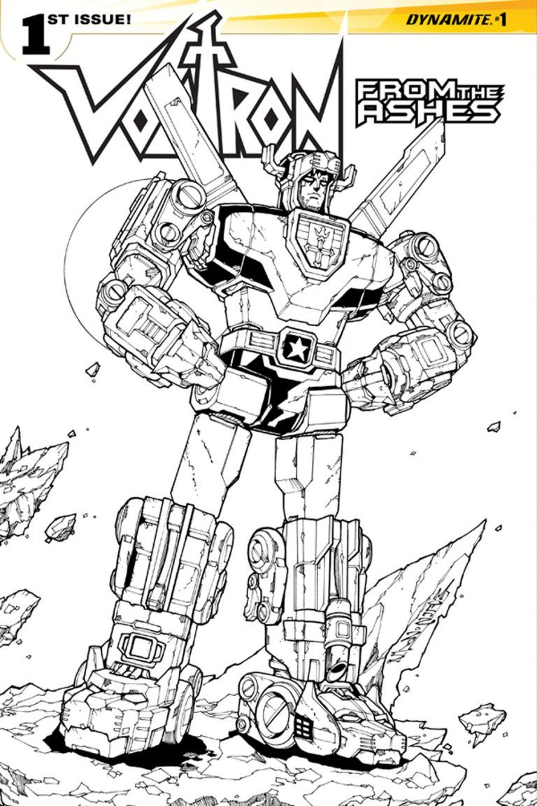 Coloring Pages Voltron Coloring Pages voltron coloring pages