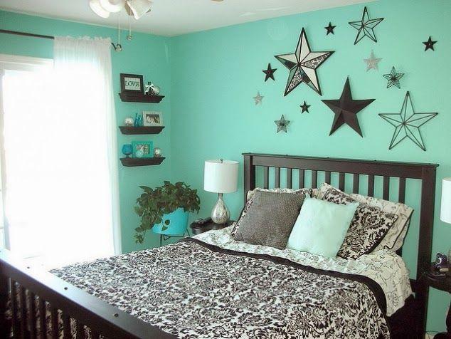 Camere Da Letto Verde Tiffany : Camera da letto verde acqua colore verde pareti camera da letto