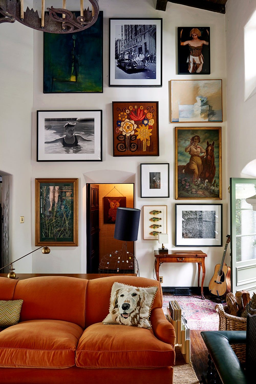 Photo of Living Room by Nickey Kehoe Design | 1stDibs