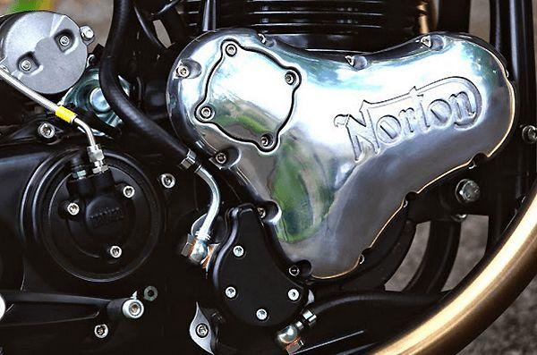 Norton Dominator SS