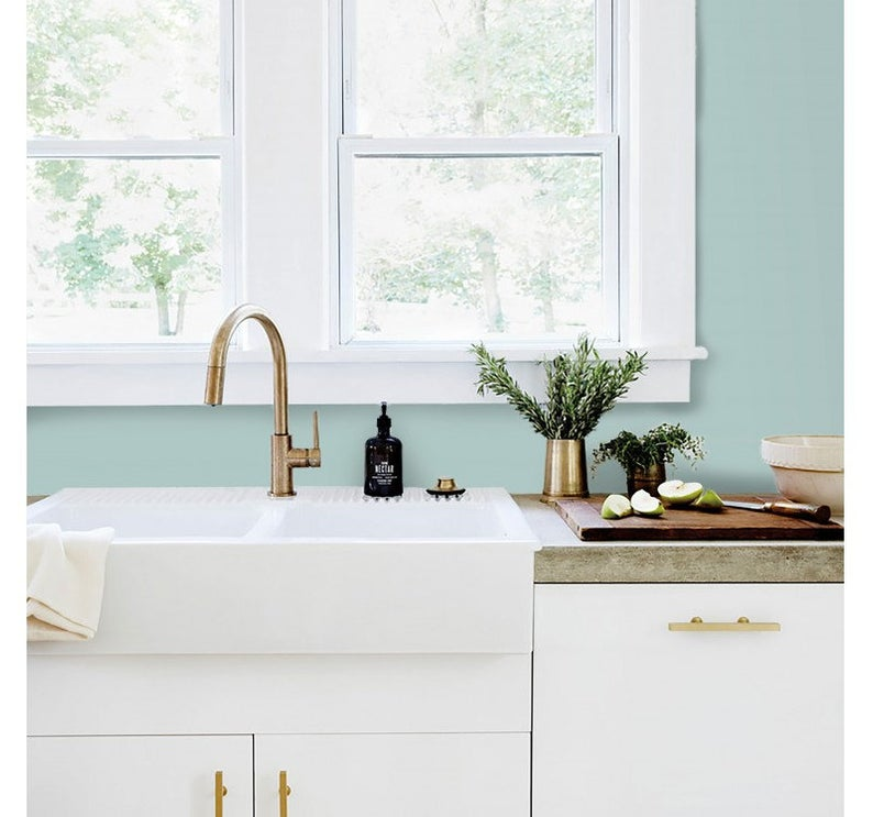Solid Color Wallpaper,Removable Wallpaper, Wallpaper, Peel